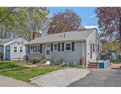 25 Bowes Ave, Quincy, MA 02169 - #: 72496317