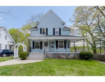 11 Brookside Ave, Worcester, MA 01602 - #: 72496926