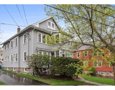 13 Quincy Street UNIT 13, Arlington, MA 02476 - #: 72497254