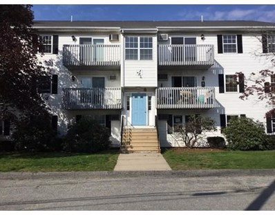 36A Gibbs St UNIT 12, Worcester, MA 01607 - #: 72497500