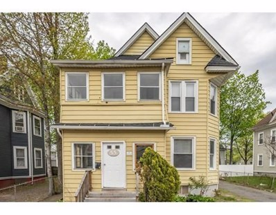 55 Mapledell St, Springfield, MA 01109 - #: 72497502