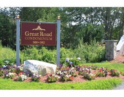 382 Great Road UNIT A203, Acton, MA 01720 - #: 72497515