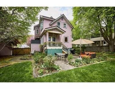 61 Dudley St, Medford, MA 02155 - #: 72497527