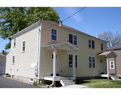 8 Abbey Road UNIT 8, Quincy, MA 02169 - #: 72497901