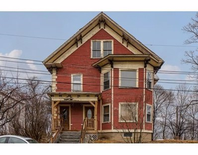 33-35 Dudley St, Fitchburg, MA 01420 - #: 72498248