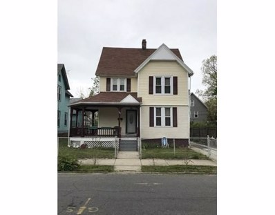 158 Bowles St, Springfield, MA 01109 - #: 72498601