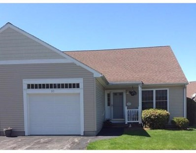 97 Hillside Village Dr UNIT 97, West Boylston, MA 01583 - #: 72499055