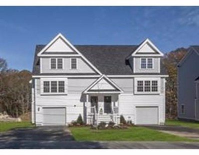 9 Craftsman Court UNIT 5, Grafton, MA 01560 - #: 72499317