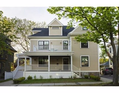 39 Columbia St UNIT 2, Brookline, MA 02446 - #: 72499524