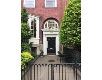 169 Commonwealth Avenue UNIT 1, Boston, MA 02116 - #: 72499526