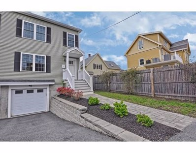 9 Walnut St UNIT 9, Arlington, MA 02476 - #: 72500417