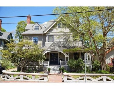 9 Lancaster Street UNIT 1, Cambridge, MA 02140 - #: 72500966