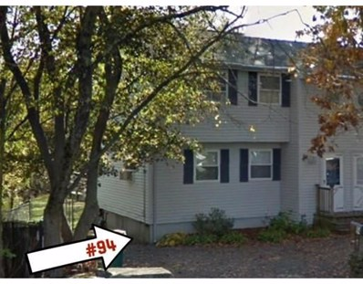 94 Pleasant St UNIT 94, Norwood, MA 02062 - #: 72501260