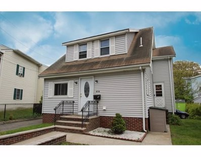 404 Lincoln Avenue, Saugus, MA 01906 - #: 72501446