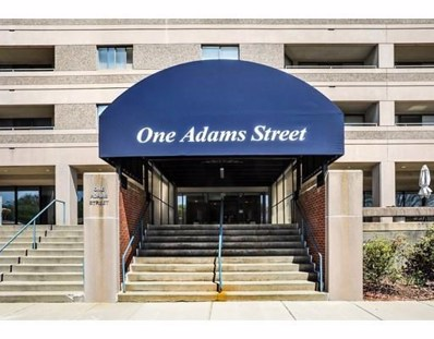 1 Adams Street UNIT 502, Quincy, MA 02169 - #: 72501566