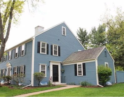 20 Muster Court UNIT 20, Lexington, MA 02420 - #: 72501616