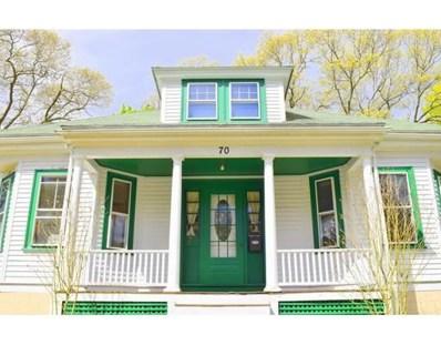 70 Green St, Rockland, MA 02370 - #: 72501677