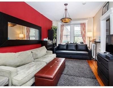 65 Burbank Street UNIT 10, Boston, MA 02115 - #: 72501996