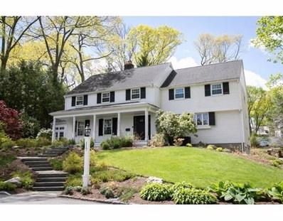 117 Forest Street, Wellesley, MA 02481 - #: 72502834