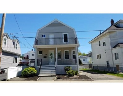 71 Haskell Ave, Revere, MA 02151 - #: 72502849