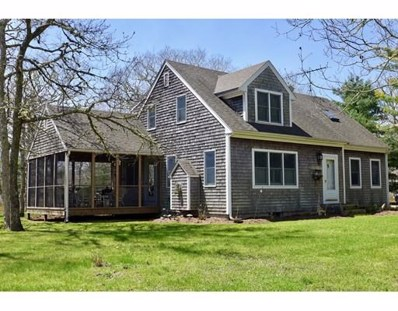 18 Post Oak Rd., Chilmark, MA 02535 - #: 72503382