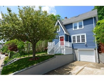 443 Poplar, Boston, MA 02131 - #: 72503870