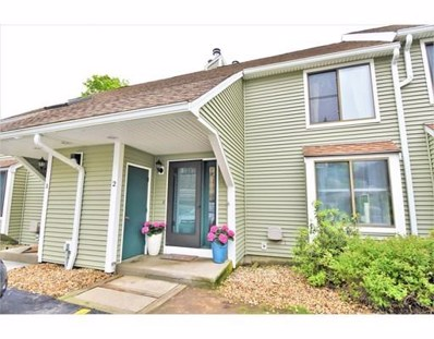 45 Lakeside Ave UNIT 2, Marlborough, MA 01752 - #: 72504031
