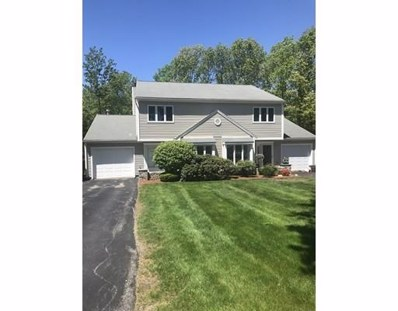 55 Oakwood Ln UNIT 55, Worcester, MA 01604 - #: 72504622