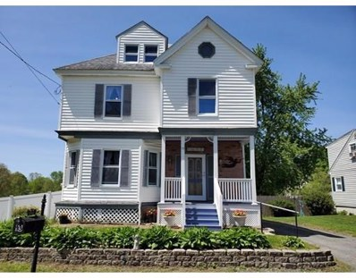 13 Lyndale Ave, Methuen, MA 01844 - #: 72504632