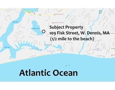 109 Fisk St, Dennis, MA 02670 - #: 72504965