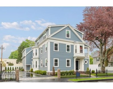 25 Cherry St UNIT 4, Danvers, MA 01923 - #: 72504997