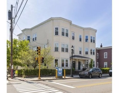49 Temple Street UNIT 3, Somerville, MA 02145 - #: 72505923