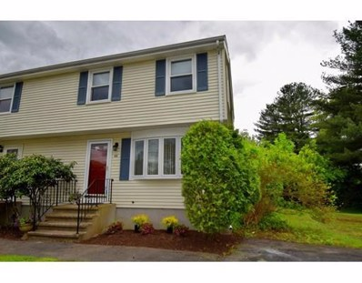 66B Indian Meadow Dr UNIT 66B, Taunton, MA 02780 - #: 72506313