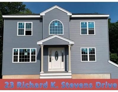 Lot 9 Richard K Stevens, North Attleboro, MA 02760 - #: 72506667