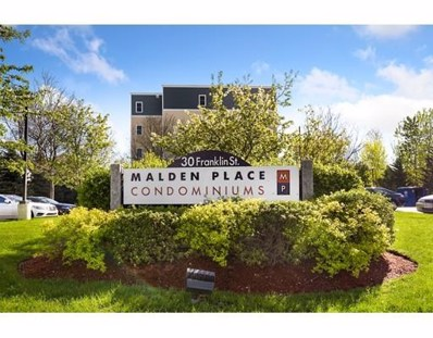 30 Franklin St UNIT 116, Malden, MA 02148 - #: 72507029