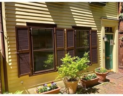 4 Bellingham Place UNIT #4, Boston, MA 02114 - #: 72507297