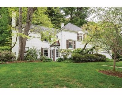 52 Beverly Road, Brookline, MA 02467 - #: 72507321