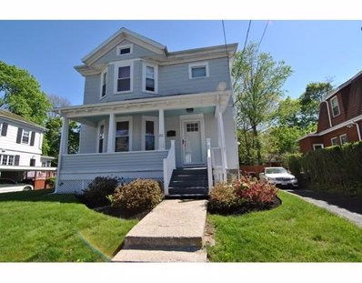 22 Wellington St, Brockton, MA 02301 - #: 72508412