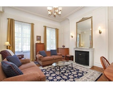 409 Beacon Street UNIT 3, Boston, MA 02115 - #: 72508513