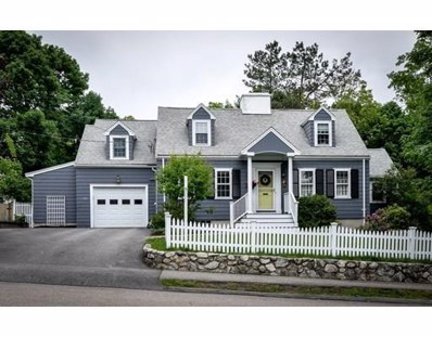 39 Thornton Road, Needham, MA 02492 - #: 72508705