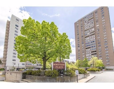 8 Whittier Pl UNIT 10D, Boston, MA 02114 - #: 72509059