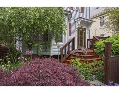 40 Church Street UNIT 1, Somerville, MA 02143 - #: 72509102