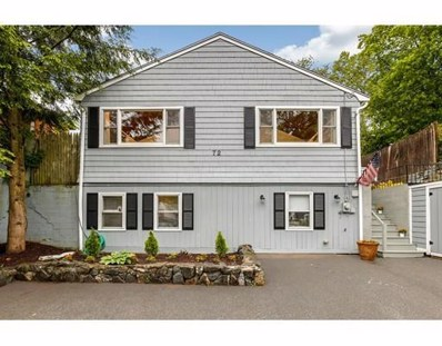 72 Sweetwater St, Saugus, MA 01906 - #: 72509206