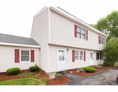103 Main St UNIT 13, Pepperell, MA 01463 - #: 72509296