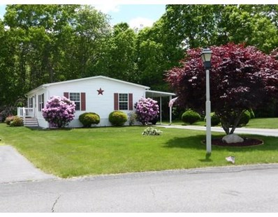 50 Highland St UNIT 54, Taunton, MA 02780 - #: 72509629