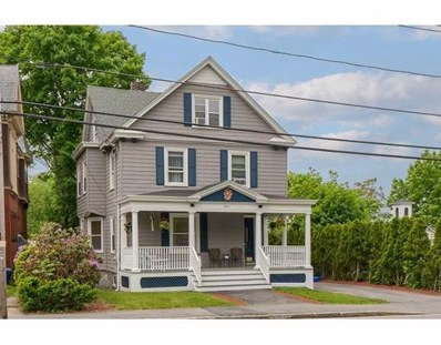 201 Nesmith St, Lowell, MA 01852 - #: 72509630
