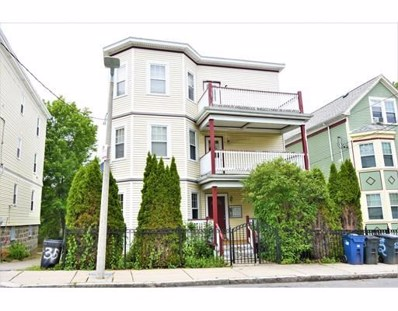 31 Leston Street UNIT 1, Boston, MA 02126 - #: 72509774