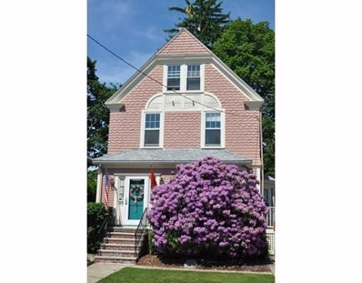 35 Worley St, Boston, MA 02132 - #: 72509882