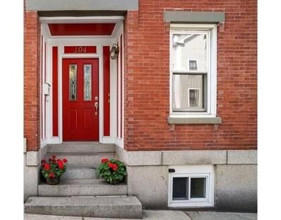 104 Elm Street, Boston, MA 02129 - #: 72509925