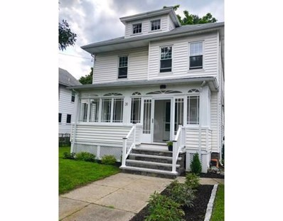 31 Greenview St, Quincy, MA 02169 - #: 72510434